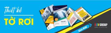 Dịch vụ thiết kế in ấn giá rẻ tại HCM