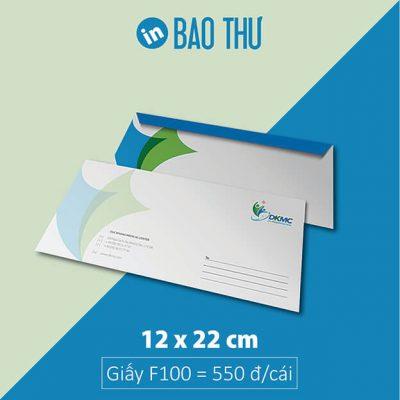 in bao thư giá rẻ tại HCM