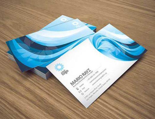 In name card, card visit, danh thiếp giá rẻ Quận 6 HCM