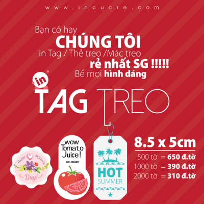 In tag treo, thẻ treo