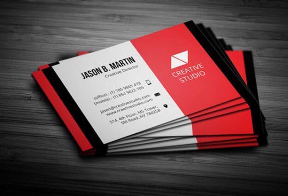 Thiết kế danh thiếp, namecard, cardvisit tại HCM