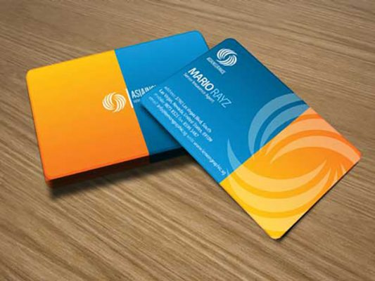 In card visit, name card, danh thiếp giá rẻ Quận 4 HCM