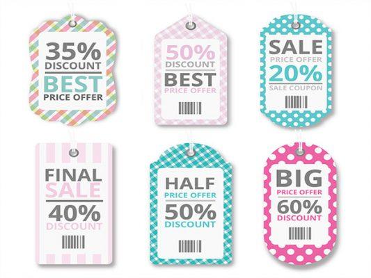 In tag treo,thẻ treo, mác quần áo, price tag giá rẻ tại quận 5