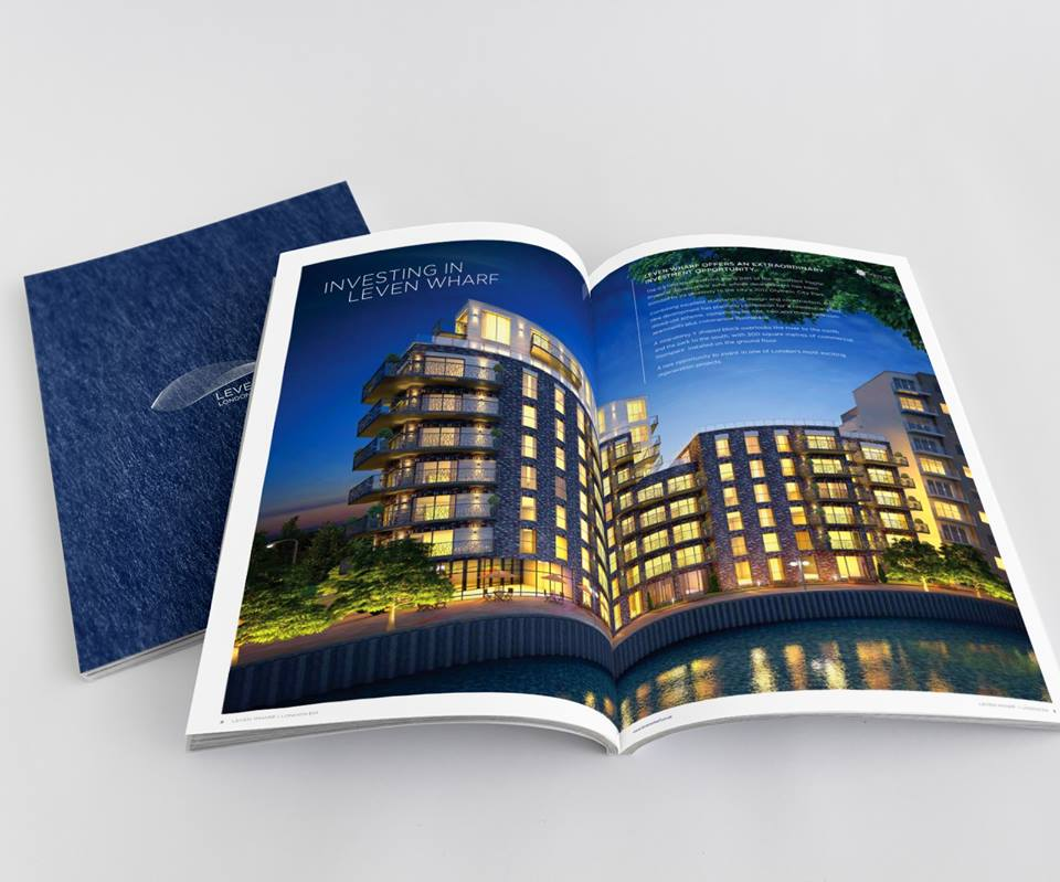 Công ty thiết kế catalogue sản phẩm